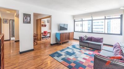 Apartamento Alto Padrão Para Aluguel No Bairro Cerqueira Cesar - São Paulo, Sp - Fm278