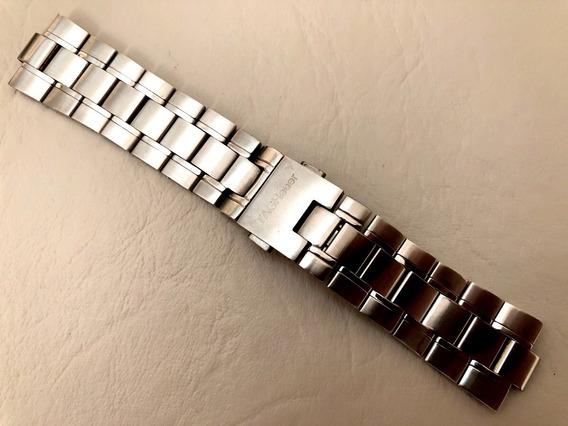 Relógio Tag Heuer - Pulseira Original Incompleta 21mm X 19mm