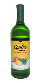 Cooler Vinho Branco C/ Suco De Abacaxi - Terra Do Vinho
