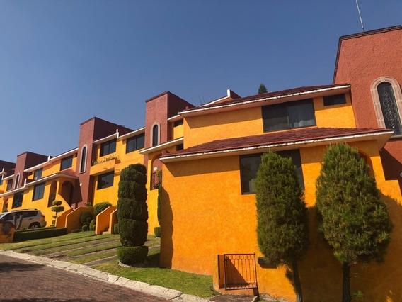 Casa Renta Paseos Del Bosque Naucalpan
