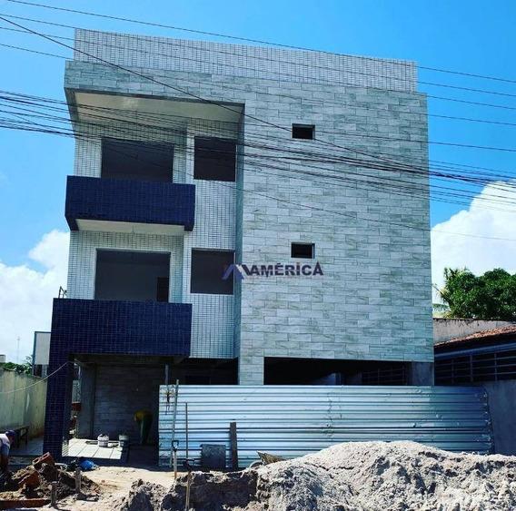 Apartamento Com 2 Dormitórios Sendo 1 Suíte À Venda, 53,46 M² Por R$ 138.00,00 - Ap0445