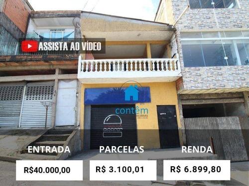 Imagem 1 de 30 de Ca0436 - Casa Com 4 Dormitórios À Venda, 123 M² Por R$ 400.000 - Bandeiras - Osasco/sp - Ca0436
