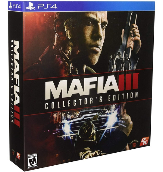 Mafia Iii Collector