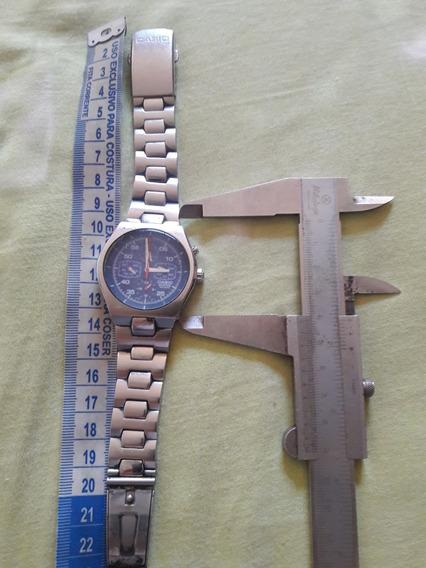 Relógio Antigo Casio Edifice Ef-311 Não Funciona Leia Descr