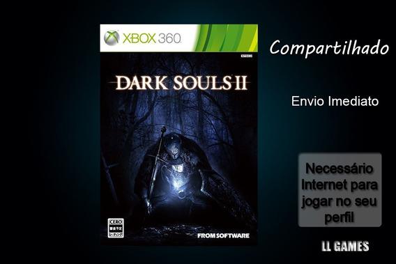 Dark Souls 2 Xbox 360 Mídia Digital