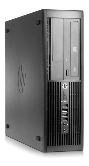 Hp Compaq 4000 Pro Sff (core 2duo 4gb 500gb Dvdrw 8 Usb)