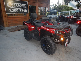 Can-am Quadriciclo Outlander Max Xt 650. 2018