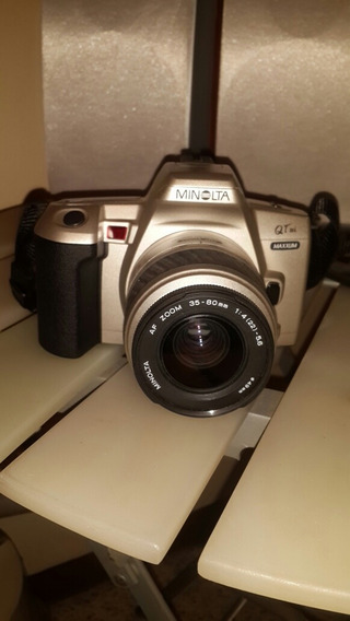 Camara Semi Digital Minolta Qt Si