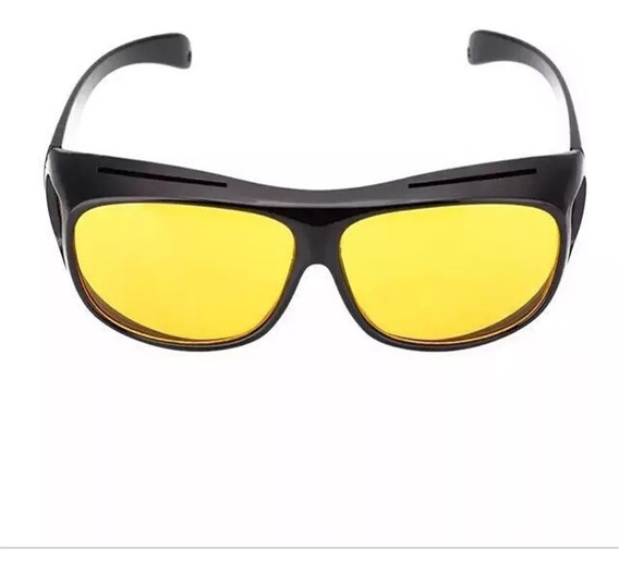 Óculos Night Drive Dirigir À Noite Sobrepõe Óculos De Grau