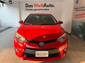 Toyota Corolla 1.8 Le Aut Rojo 2015 Ae