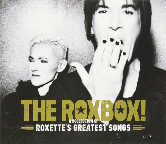 Roxette Roxbox Collection Greatest Importado Cd X 4 Nuevo
