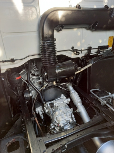 Ford Cargo 816 Relíquia
