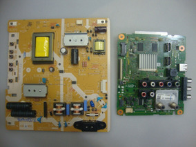 Placa Principal E Fonte Tv Panasonic Led Tc-32a400b
