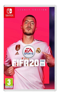Juego Nintendo Switch Fifa 20 / Makkax