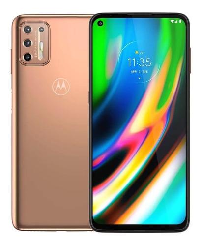 Teléfono Motorola Moto G9 Plus 128 Gb Rom 4 Gb Ram, Delivery