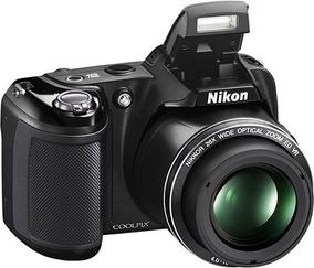 Câmera Digital Nikon Coolpix L810 + Brindes