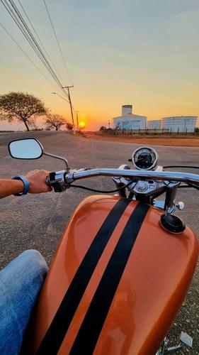 Imagem 1 de 4 de Honda Chopper