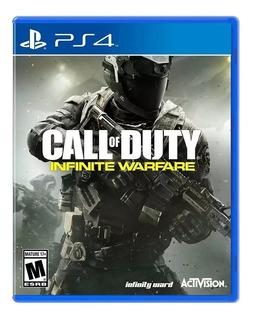 Juego Ps4 Call Of Duty - Infinite Warfare