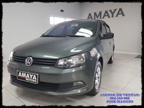 Amaya Volkswagen Gol 1.6cc Versión Power Año 2014 Divino!!!!
