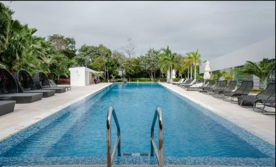 Renta De Penthouse / Apartment / Golf Club En Nick Price / Corasol Golf Beach Club / Playa Del Carmen / Quintana Roo