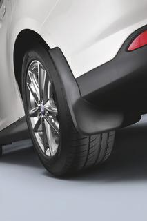 Deflectores De Agua/barreros Traseros Ford Focus Iii 13/19