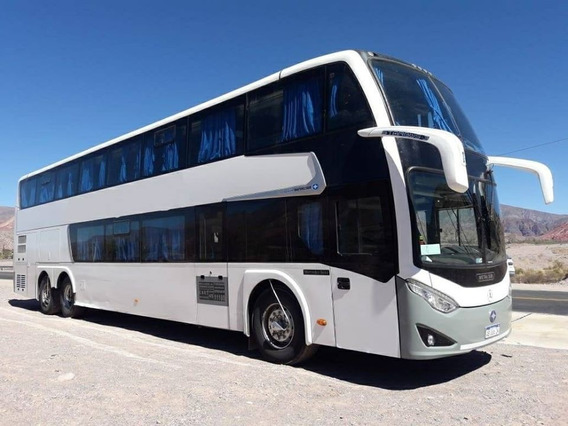 Bus Omnibus Metalsur 3 - 60 Mix - 2017 - Mercedes