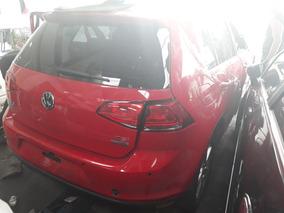 Sucata Volkswagen Golf 1.4 Tsi Manual 2014 Motor E Cambio