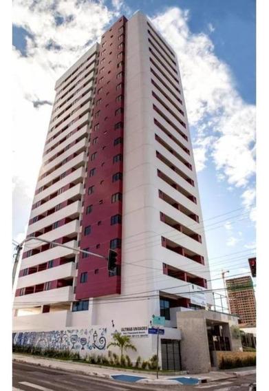 Apartamento Em Conjunto Pedro Gondim, João Pessoa/pb De 79m² 3 Quartos À Venda Por R$ 335.000,00 - Ap242373