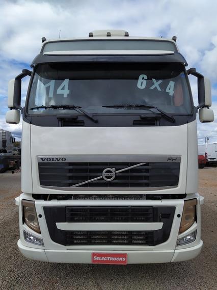 Volvo Fh 540 6x4 2014 Automático