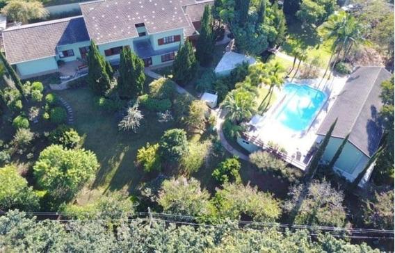 Casa Residencial À Venda, Condomínio Village Sans Souci, Valinhos. - Ca2028