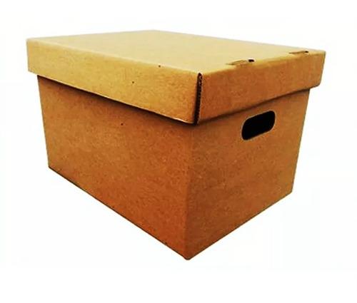Caja X300 Reforzada Para Archivos