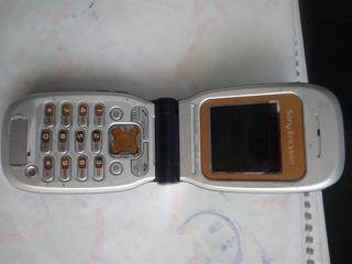 Telefono Sony Ericsson Z200 Telcel