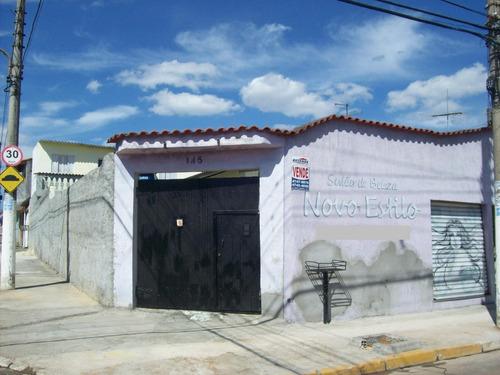 Imagem 1 de 1 de Casa À Venda 2 Dormitórios 4 Vagas Vila Amorim Ca-0032