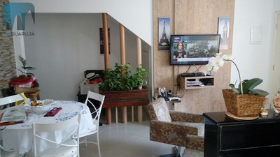 Apartamento A Venda No Bairro Encruzilhada Em Santos - Sp. - 624-1