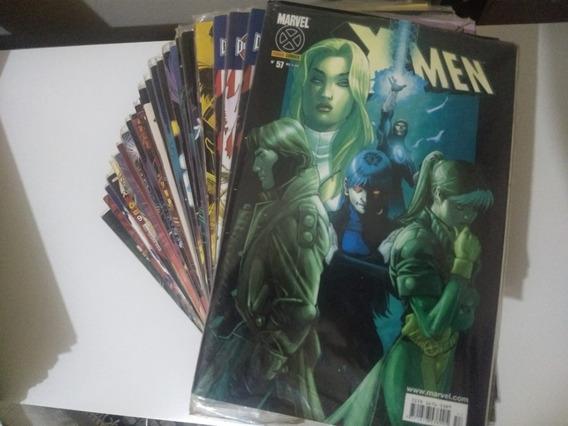 Coleção X-men E X-men Extra (54 Revistas)