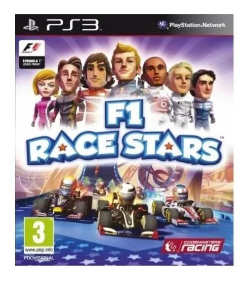 F1 Racer Star Ps3 Jogo Original Psn Envio Já