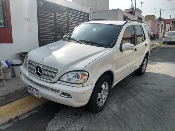 Mercedes-benz Clase M 3.7 Ml 350 Básica Mt 2004