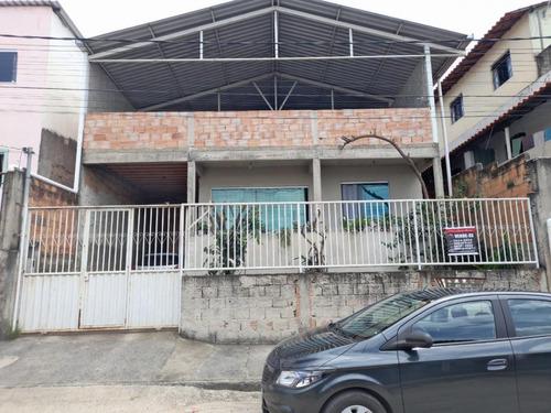 Imagem 1 de 15 de Casa Para Venda Em Ribeirão Das Neves, Alterosa, 4 Dormitórios, 1 Suíte, 1 Banheiro, 1 Vaga - V164_1-1790556