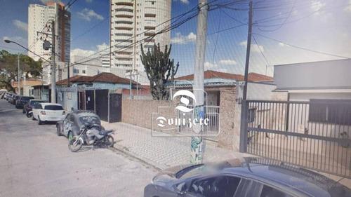 Casa À Venda, 250 M² Por R$ 1.900.000,00 - Vila Assunção - Santo André/sp - Ca1086