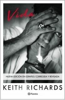 Vida Autobiografia Keith Richards | Planeta