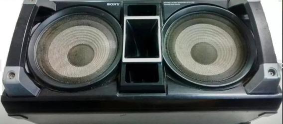 Caixa Do Aparelho Sony Genez Ss-gtr6h Mhc-gtr6h