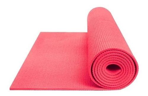 Colchoneta Para Yoga Fomix Ejercicios Gimnasio Fitness Piso