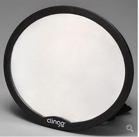Espelho Retrovisor Redondo Clingo C02203