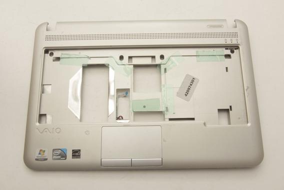Carcaça Base Superior Sony Vaio Vpcm120ab Completa Usada