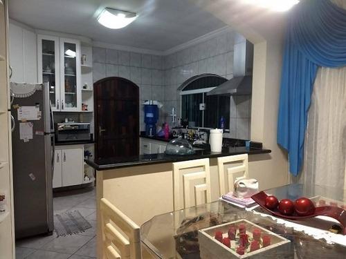 Imagem 1 de 19 de Casa Para Venda, 3 Dormitórios, Parque Continental Ii - Guarulhos - 1505