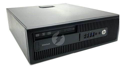 Micro Hp Elitedesk 705 G2, Amd Pro A8-8650b, 4gb, Hd 500gb