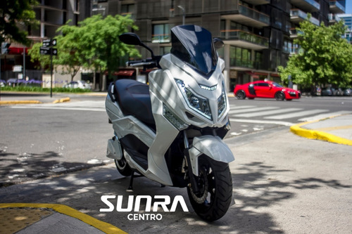 Sunra T9 Litio Extraíble 100 Km De Autonomía /85 Km/hora / A