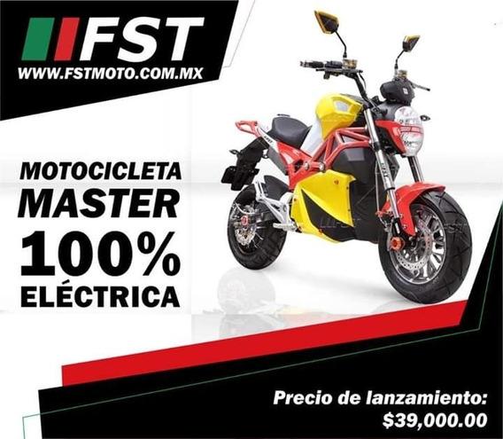 Motocicleta Eléctrica Fst Master