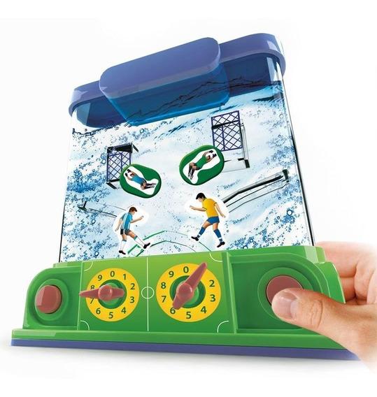Brinquedos Para Meninos Jogo Aquaplay Futebol Estrela