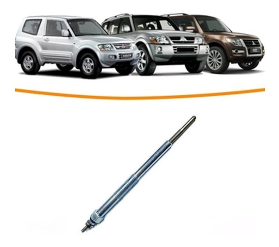 Vela Aquecedora Diesel L200 Triton Pajero Full 3.2 16v 4m41